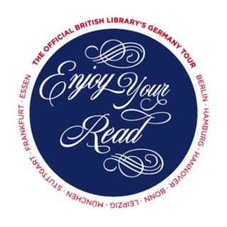 Logo und Design British Library