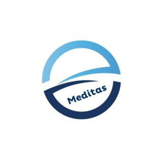Logo und Design Meditas