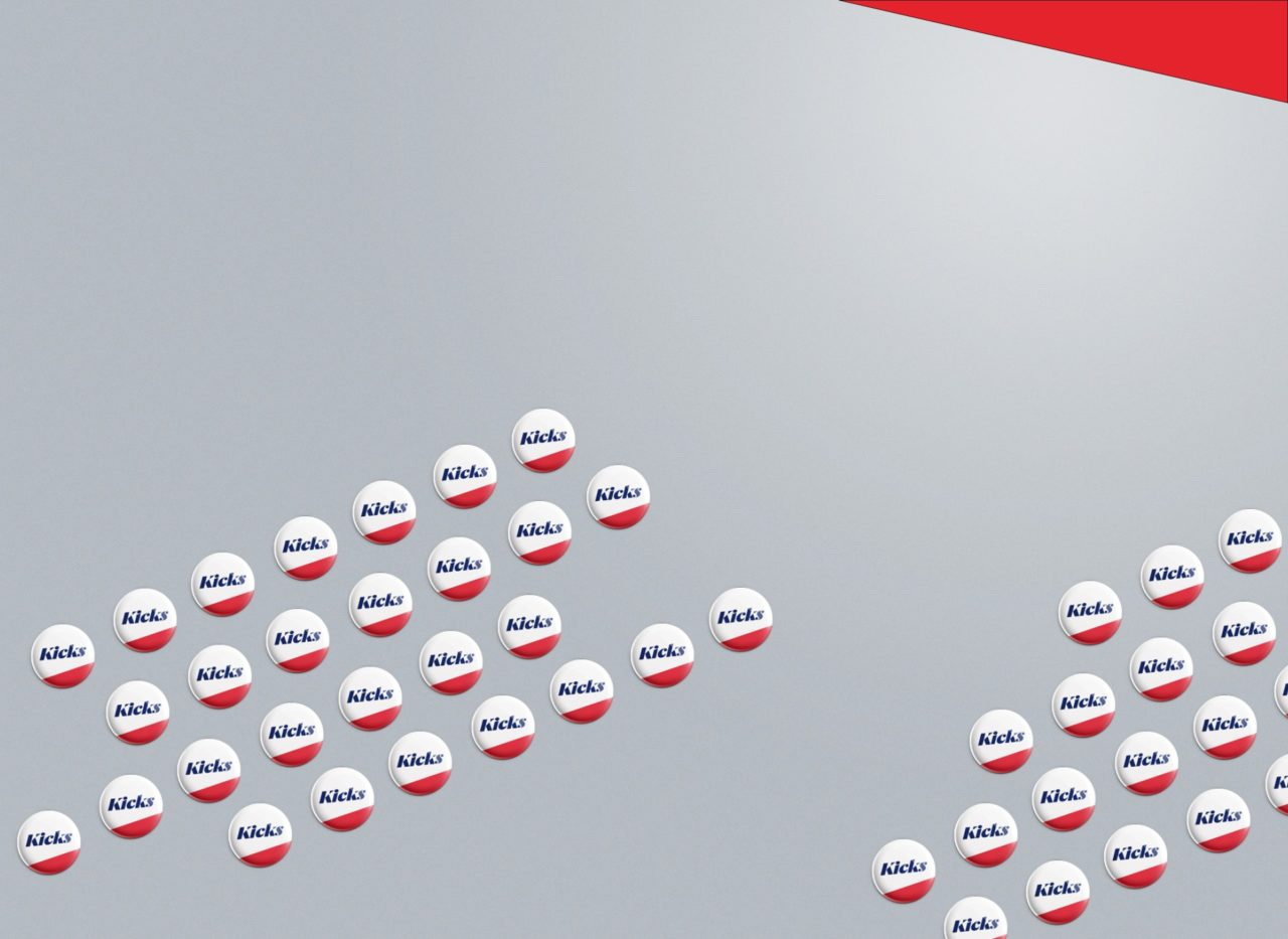Kicks Logodesign by Ingo Moeller