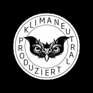 Logo Klimaneutral Kampagne Eule