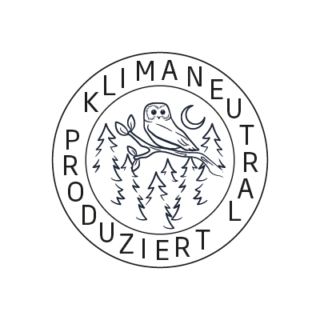 Logo Klimaneutral Kampagne Kauz