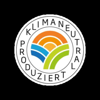 Logo Klimaneutral Kampagne