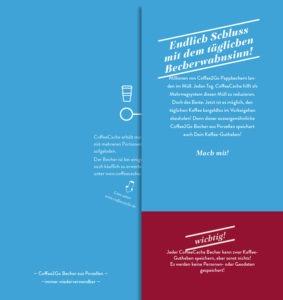 Coffeecache Flyer Seite 2