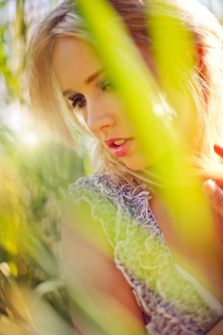 für eine nachhaltige Marke: natürliches Beauty Portraits by Ingo Moeller Art Direction und Fotografie