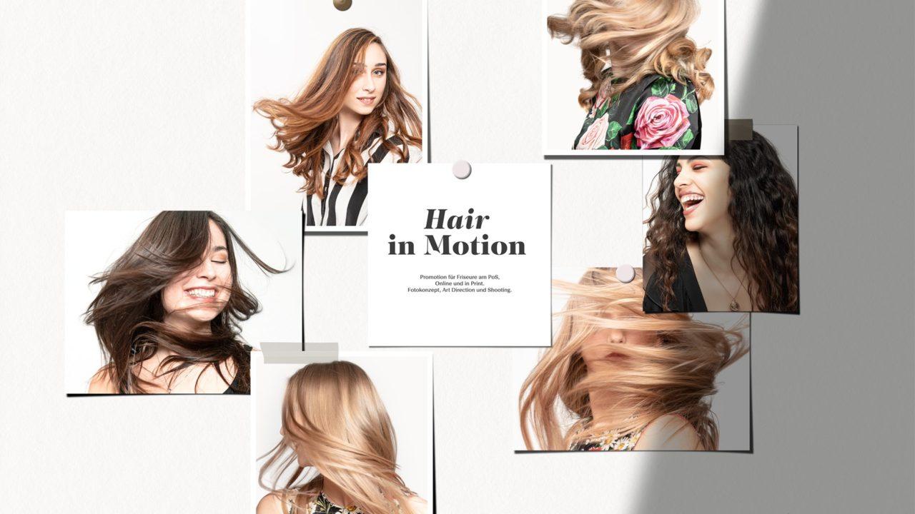 Beauty Fotokonzept Hair by Ingo Moeller