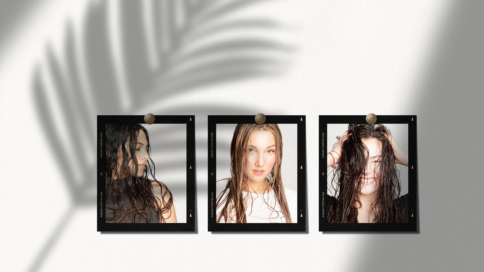 Beauty Fotokonzept Wet Hair by Ingo Moeller