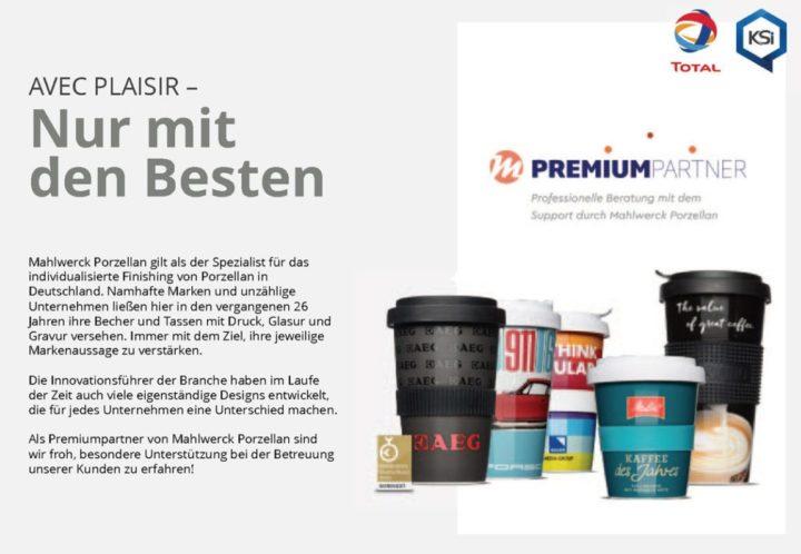 für die Besten! VertriebsPräsentation Gestaltung Text Design aus München