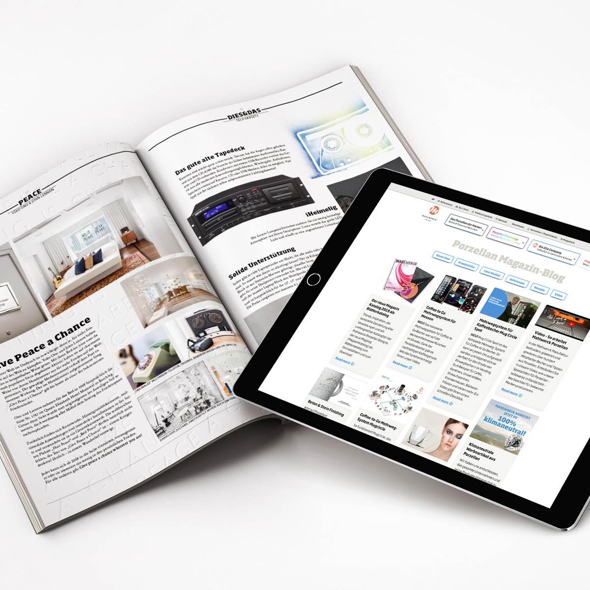 Content Marketing Inhalte erstellen Beispiel Ingo Moeller Brand Bureau