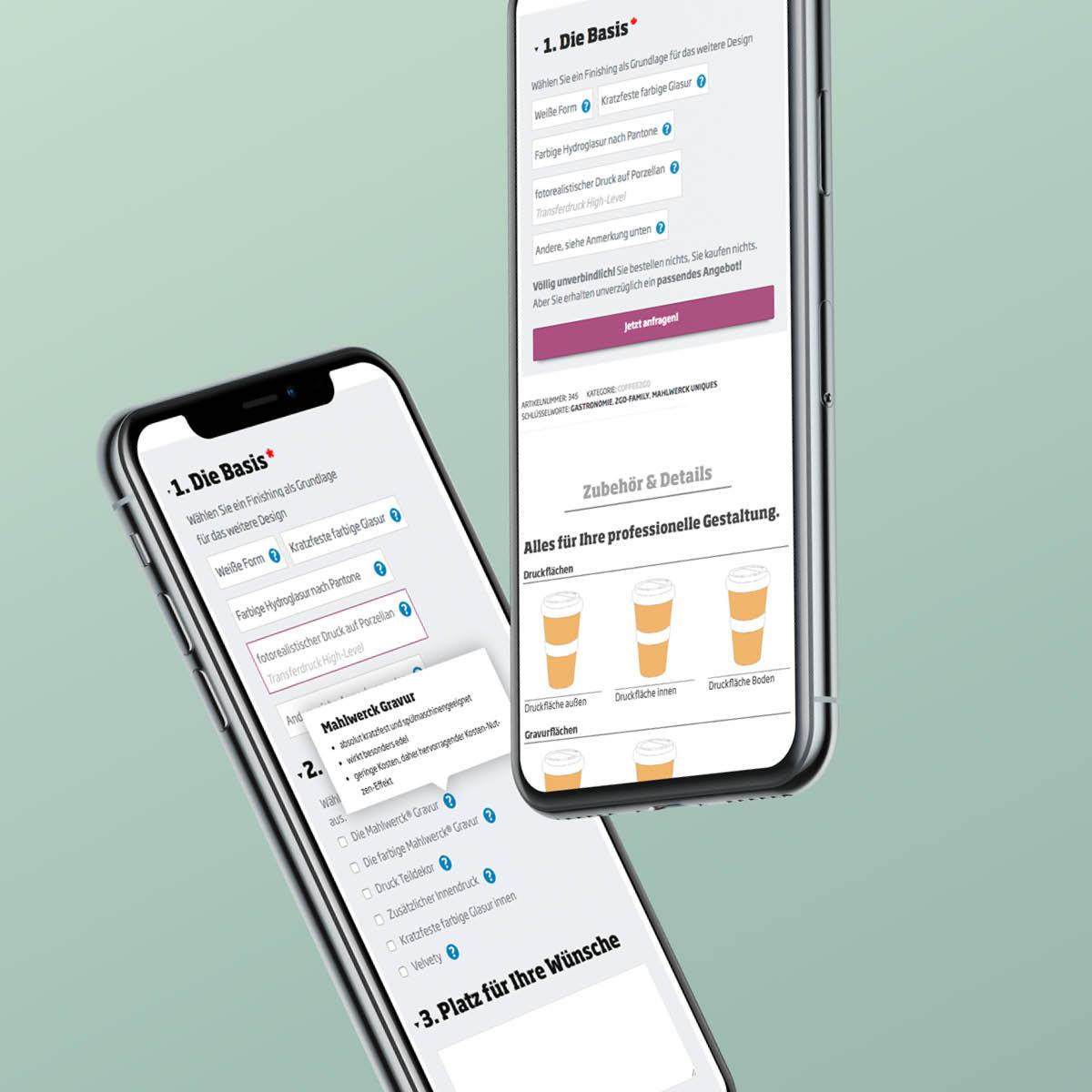 UX, User Experience Beispiel Ingo Moeller Brand Bureau